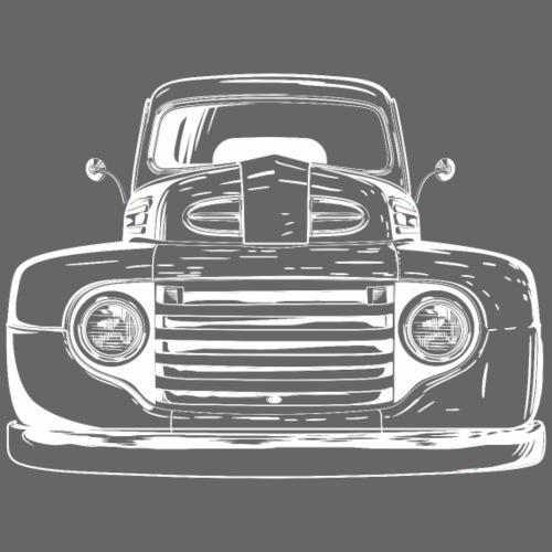 1949 Ford F1 Classic Truck Men's T-Shirt - Men's T-Shirt