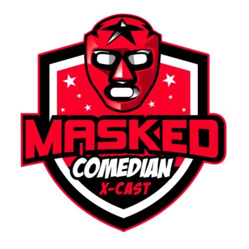 Masked Comedian X-Cast - Men's T-Shirt