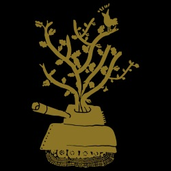 T-shirt anti-guerre