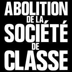 Abolition de la société de classe (Mai 68)