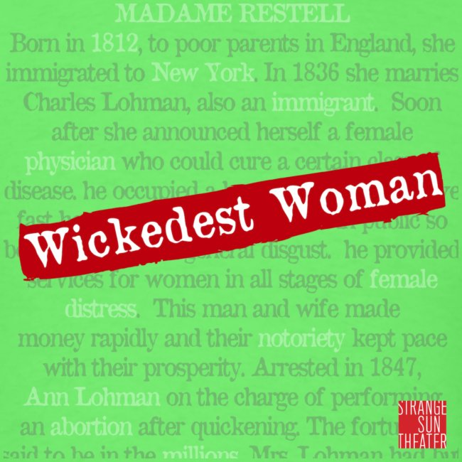 Wickedest Woman Logo Accessories