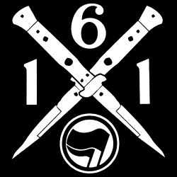 161 (AFA - Anti-Fascist Action)