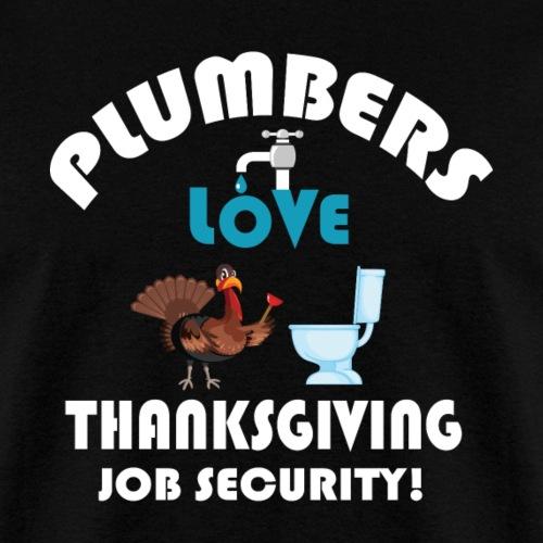 Thanksgiving Contractor Repairman Tradesman Home.