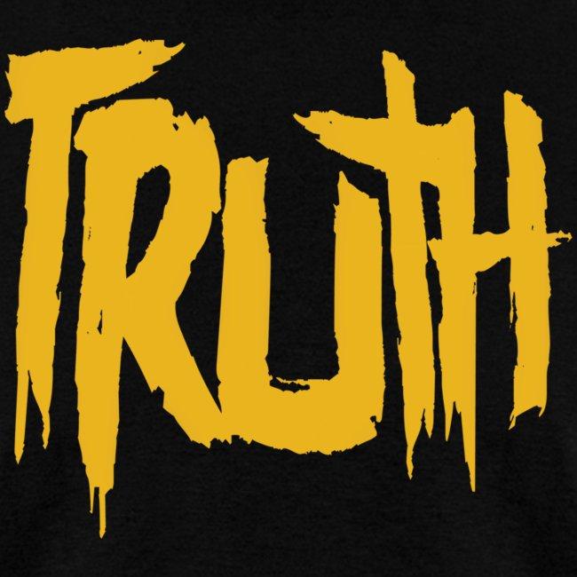 TruthLogo01 Yellow png