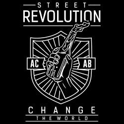 Street Revolution ACAB Change the World