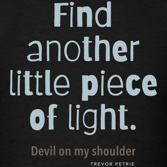 Devil on my shoulder