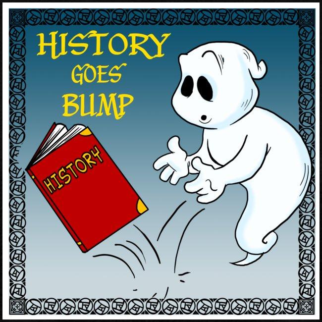 History Goes Bump Logo