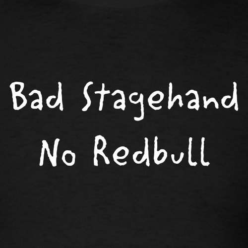 badredbull - Men's T-Shirt