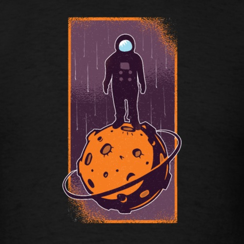 AstronautTshirt 01 - Men's T-Shirt