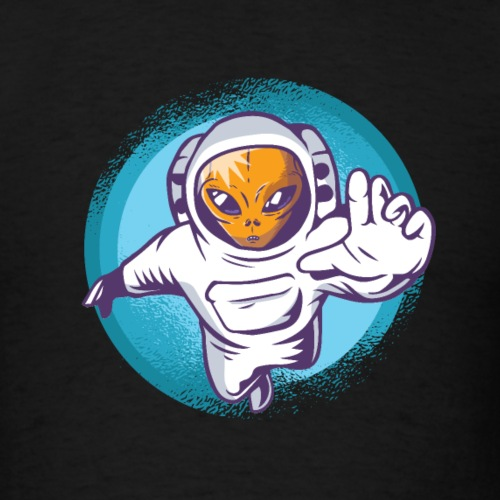 AlienAstronaut - Men's T-Shirt
