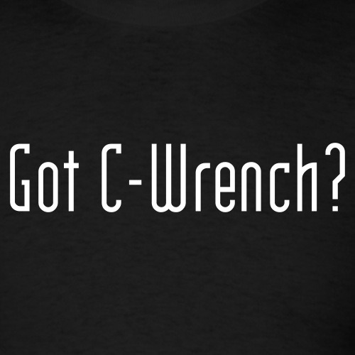 gotcwrench - Men's T-Shirt