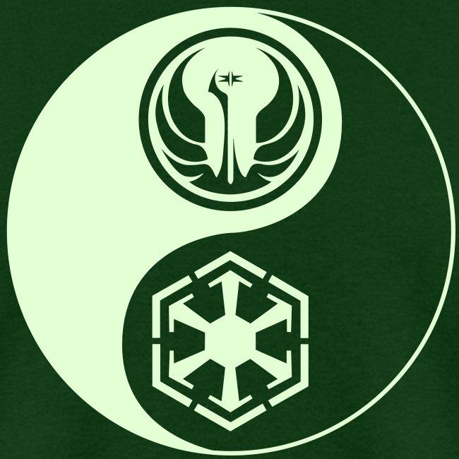Star Wars SWTOR Yin Yang 1-Color Light
