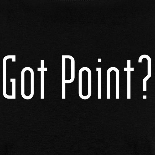 gotpoint - Men's T-Shirt