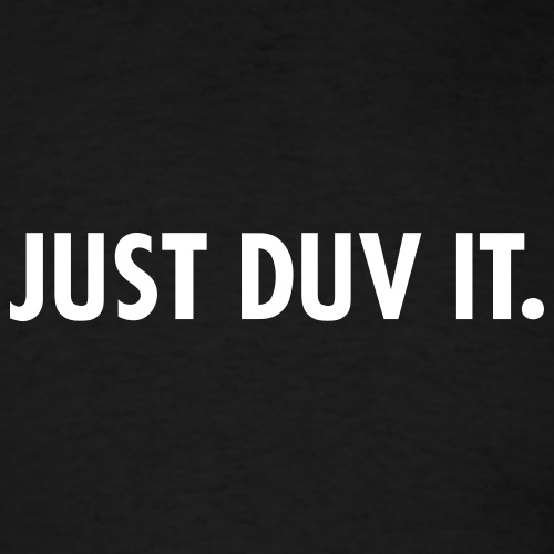 justduvit - Men's T-Shirt