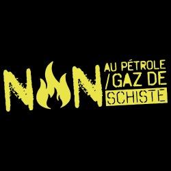 Non au pétrole / gaz de schiste
