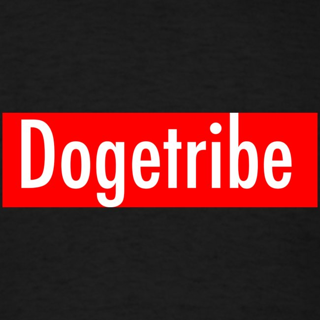 Dogetribe red logo