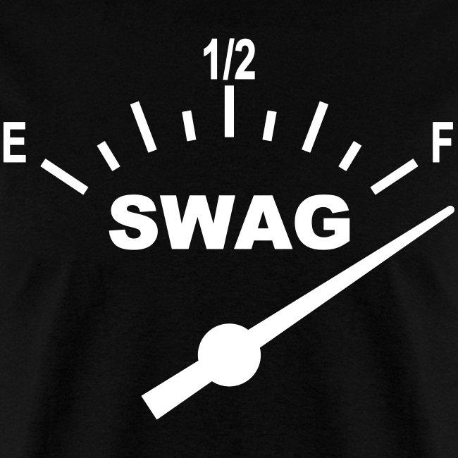 Swag Gauge Mens T Shirt Fat Boy Approved Apparel