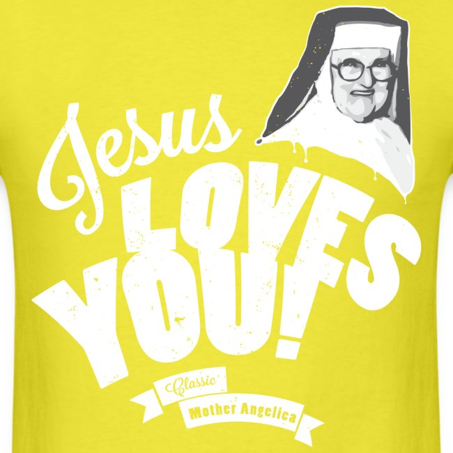 Classic Mother Angelica Light