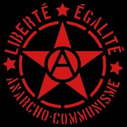 Liberté égalité anarcho-communisme