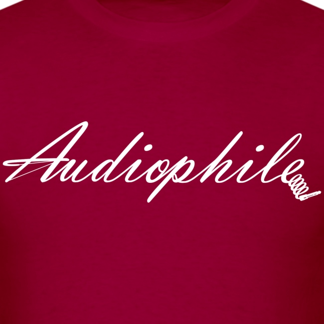 audiophile white