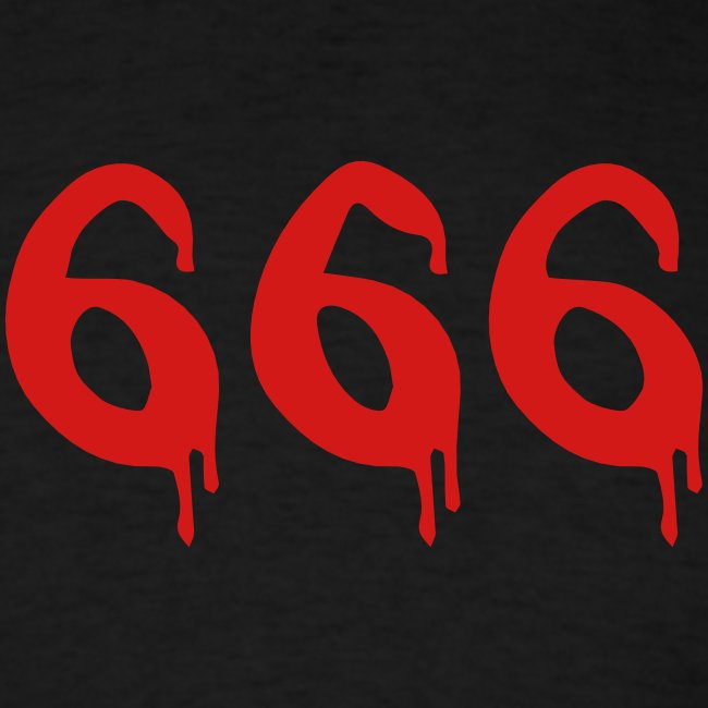 bloody 666