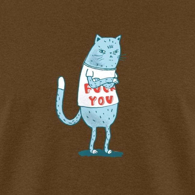 Sociopath Cat