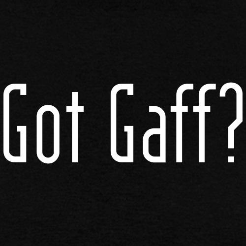 gotgaff - Men's T-Shirt