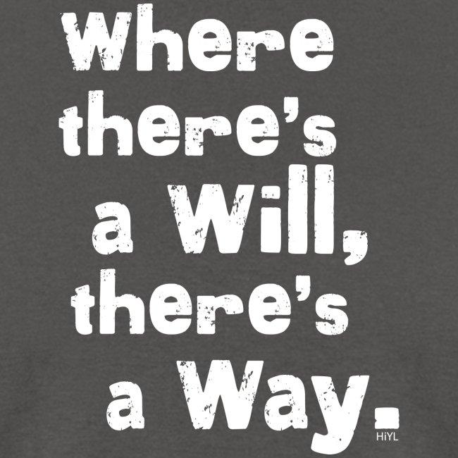 wheretheresawill