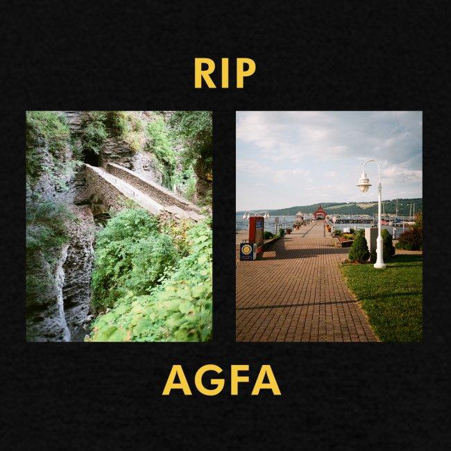 RIP AGFA