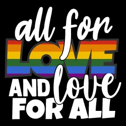 all for love and love for all