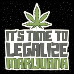 It\'s Time To Legalize Marijuana
