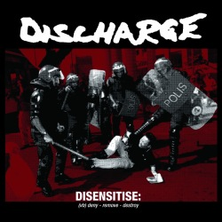 Discharge - disensitise: (vb) deny - remove - destroy