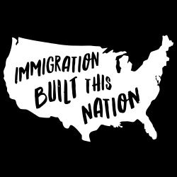 immigration built this nation