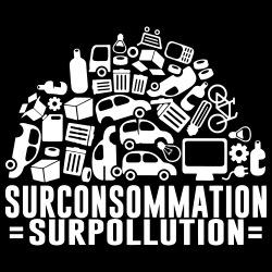 Surconsommation = surpollution