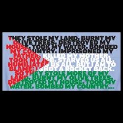Palestine - They stole my land