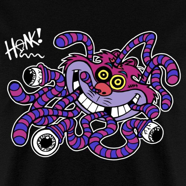 Kitty Zika Black Honk
