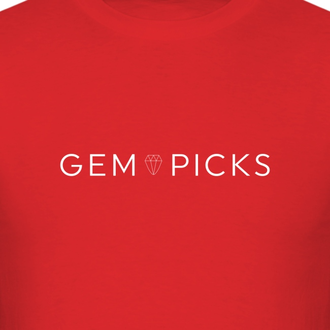 Gem Picks - White Text