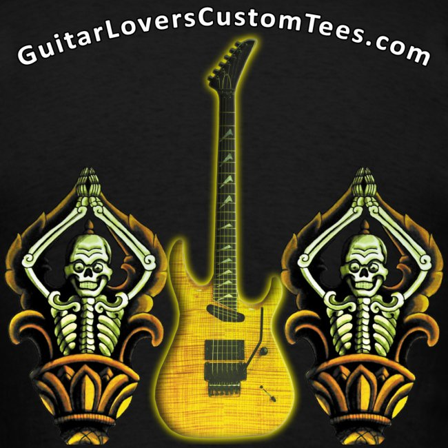 GuitarLovers by GuitarLoversCustomTees png