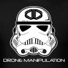 Drone Manipulation - Storm Trooper - Men's T-Shirt