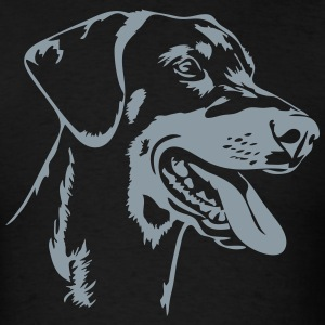 Doberman Pinscher - Men's T-Shirt