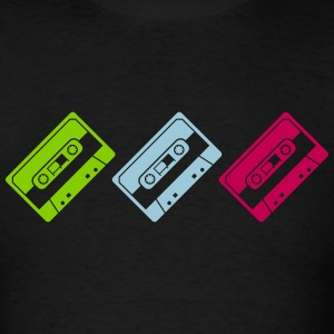coloured tapes - Men's T-Shirt