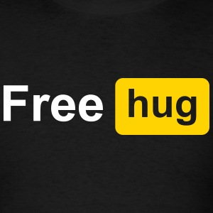 Free HUG - Men's T-Shirt