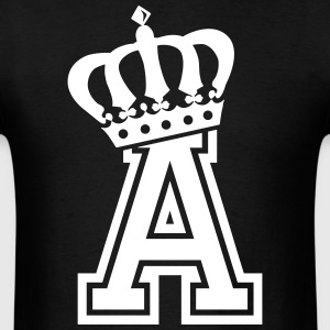 Name: Letter A Character A Case A Alphabetical A - Men's T-Shirt