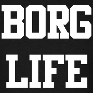 Borg Life - Men's T-Shirt