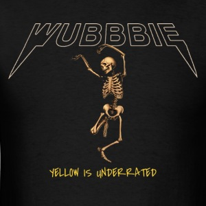 yellow is underrated - Men's T-Shirt