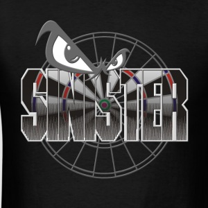 Sinister Darts - Men's T-Shirt