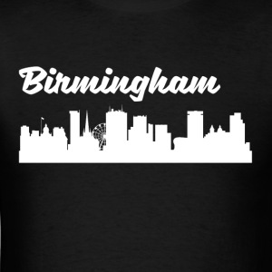 Birmingham Skyline - Men's T-Shirt