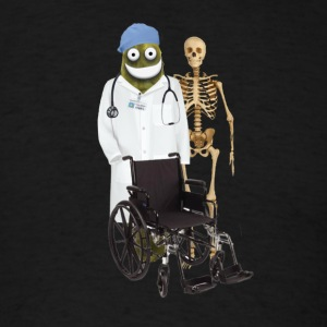 Doctor Pickle - Men's T-Shirt