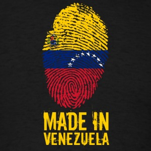 Made in Venezuela Bolivar - Men's T-Shirt