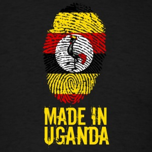 Made In Uganda - Men's T-Shirt